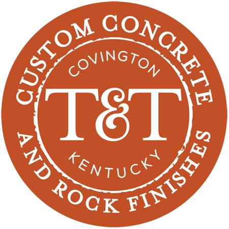 T & T Custom Concrete and Rock Finishes